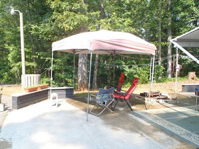 RV gazebo by http://dearmissmermaid.com
