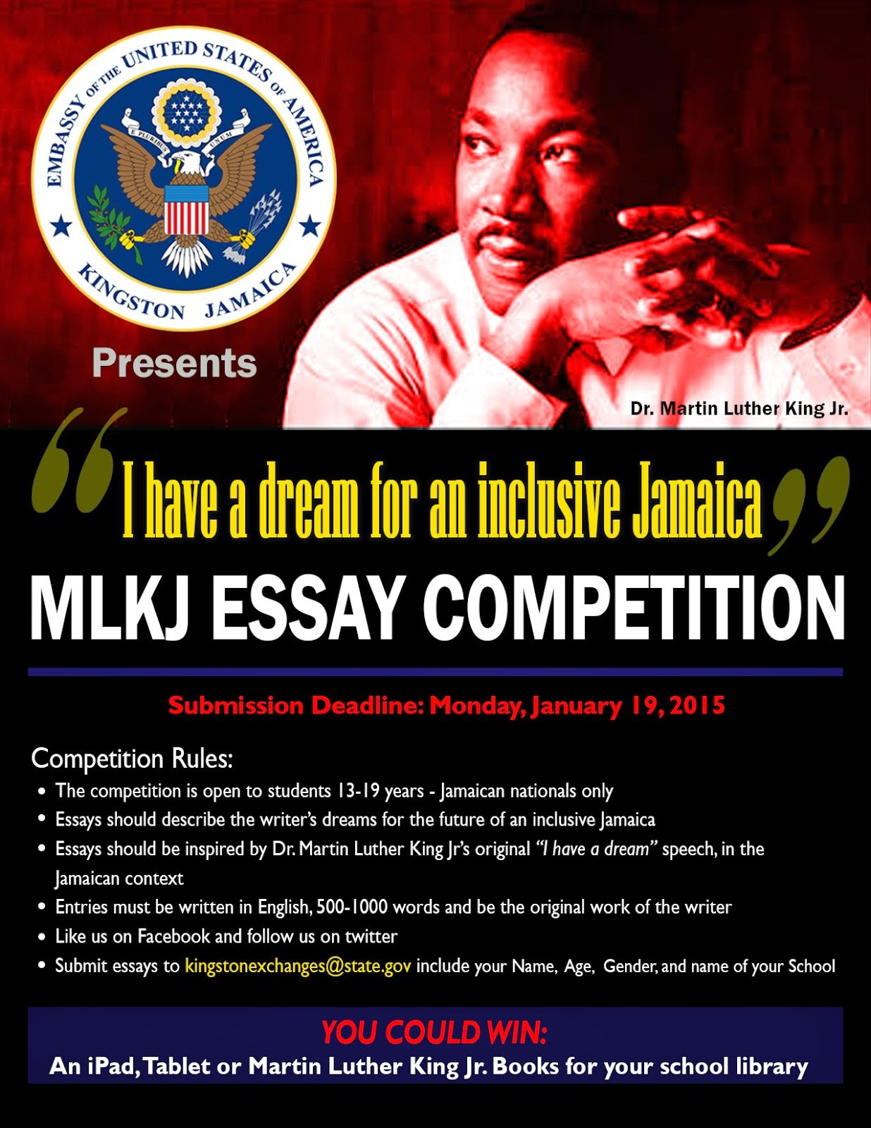 nht jamaica essay competition