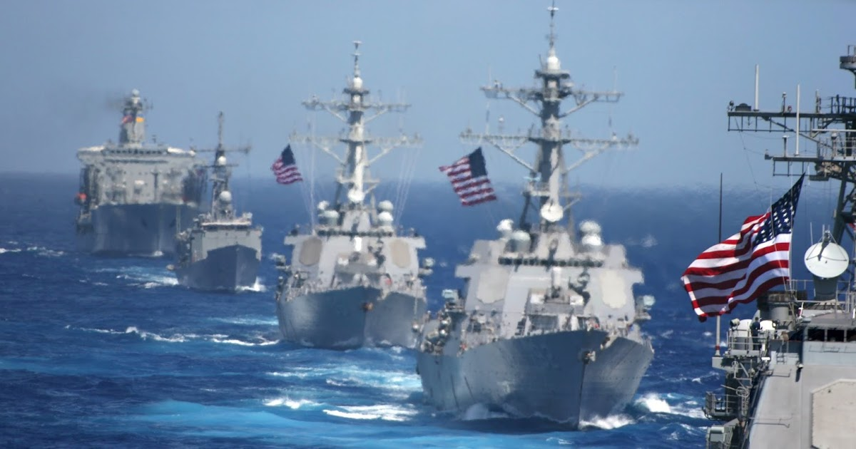 Here Are Five Admirals Fired Over The Last Few Years For