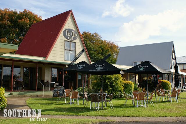 Coeliac Friendly Gluten Free Eating in Norfolk Island - Restaurant Review The Olive Cafe