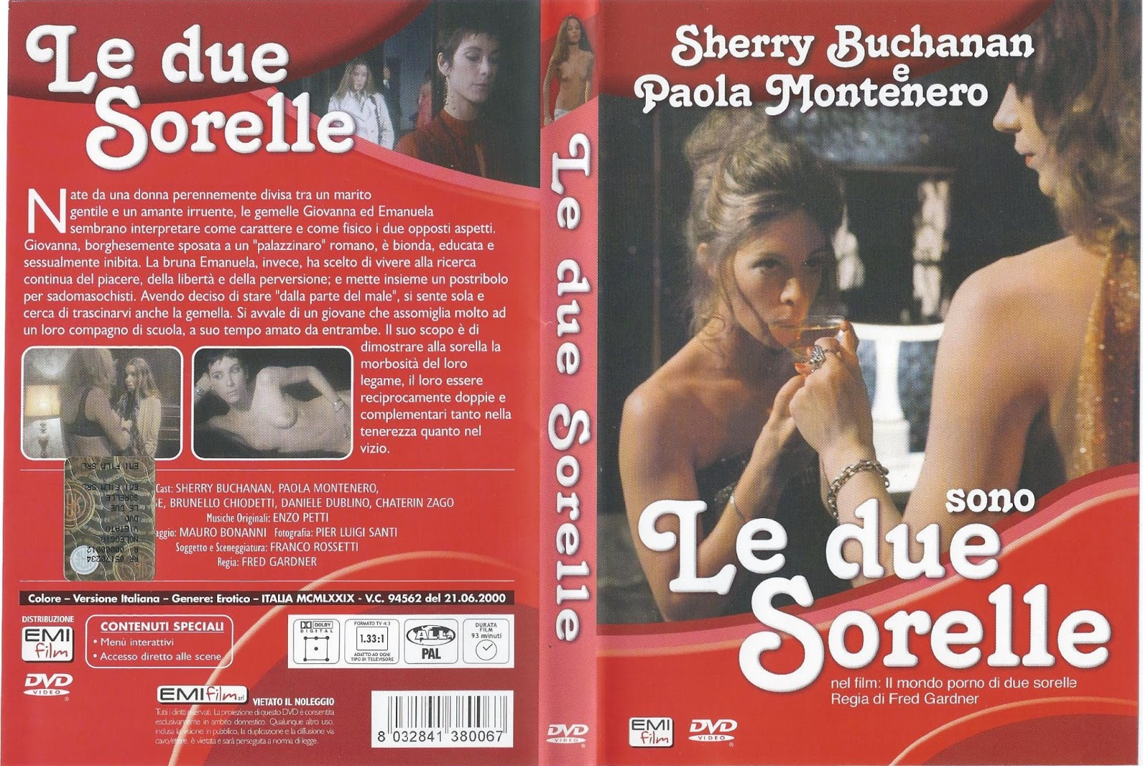 from Lance italian shemale 3 dvd cover
