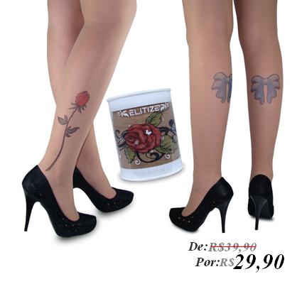 26 tatuagem fantasia