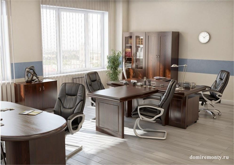 Мебель для руководителей эконом класс