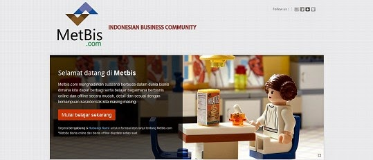 Cara Daftar Forum Indonesia Metbis