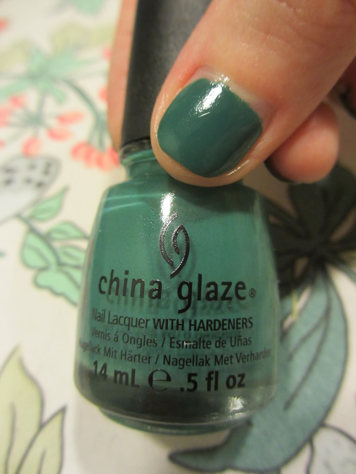 China Glaze - Exotic Encounters