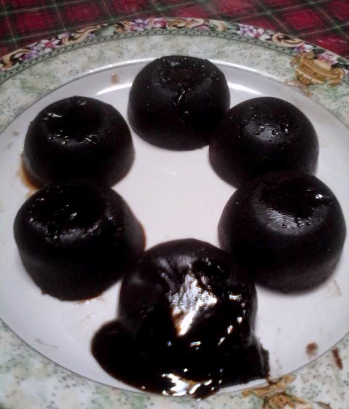 Resep Cara Membuat Chocolava Coklat Luber Meleleh