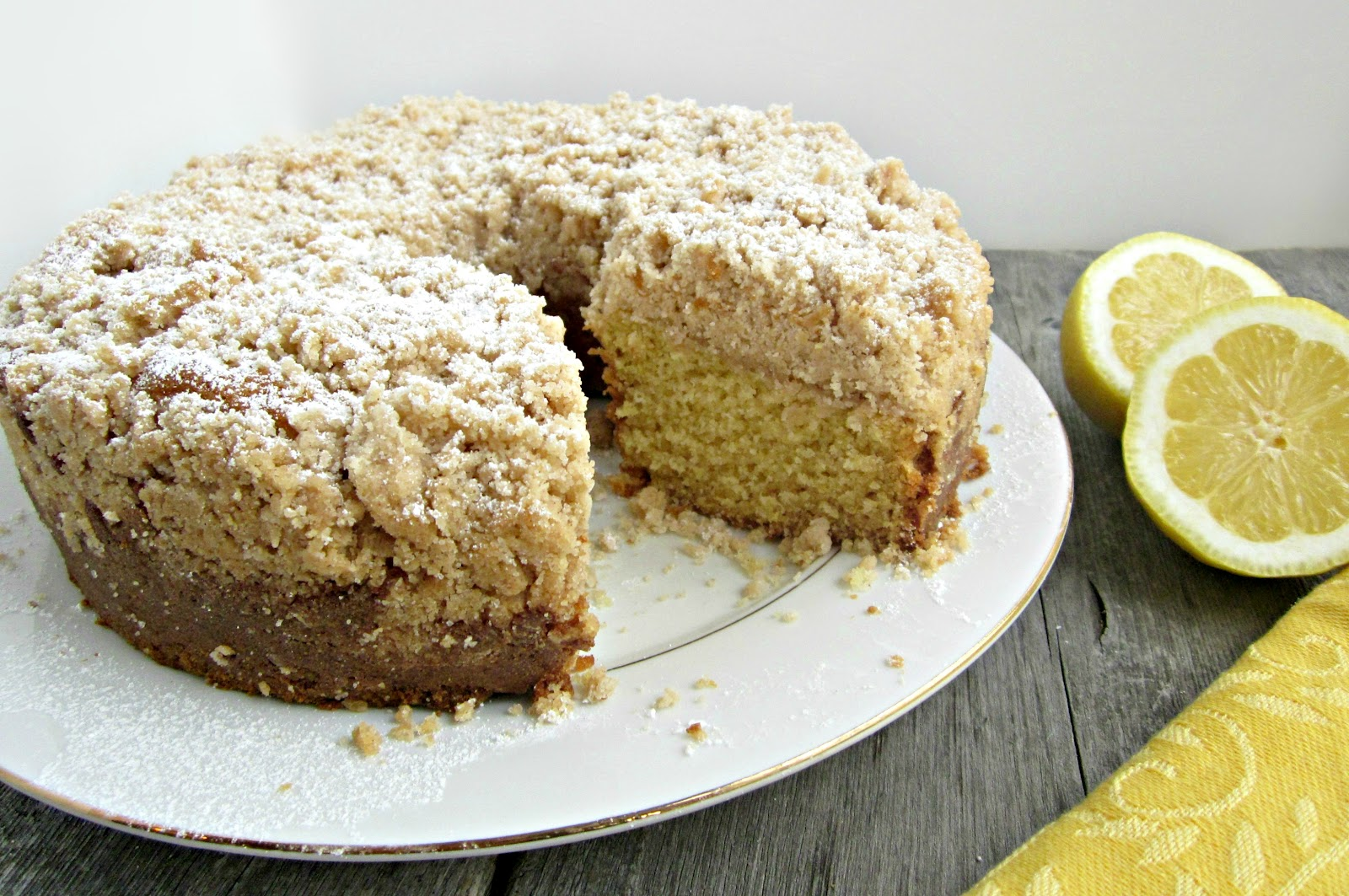 Costco Cinnamon Butter Pound Coffee Cake Recipe