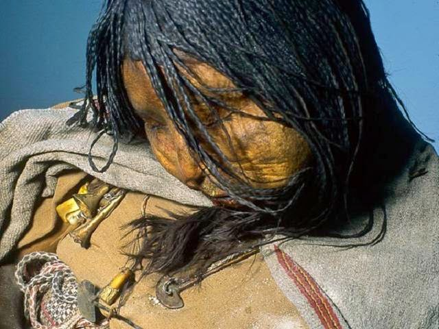An Inca mummy known as the Ice Maiden consumed increasing amounts of cocaine and alcohol in her last year of life, a new study shows.