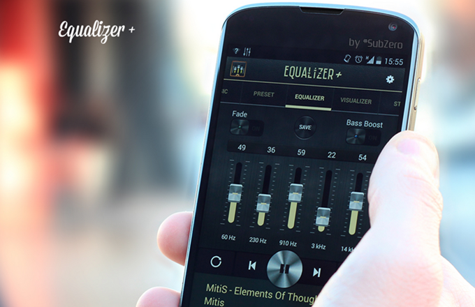 Equalizer + Pro (Music Player) v2.0.5 Android APK