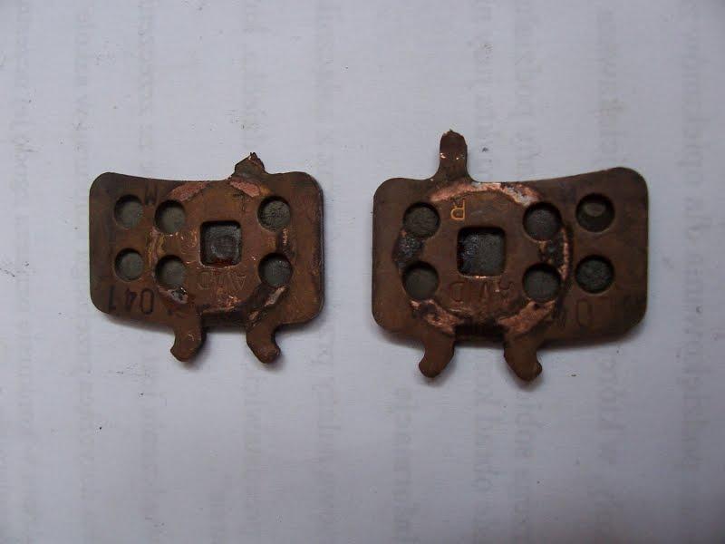 Klocki metaliczne Avid Juicy