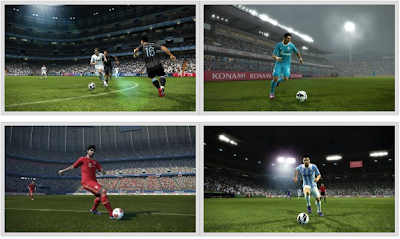 PESEDIT PES 2012 Patch 4.1