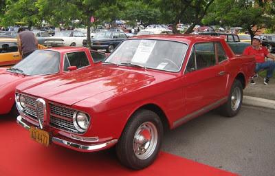 A década de 1960 foi rica em protótipos nacionais. Este raríssimo Onça utilizava  o motor 2.0 da Alfa Romeo que , segundo o restaurador Ricardo Oppi, interrompeu a empreitada brasileira em 1967.
