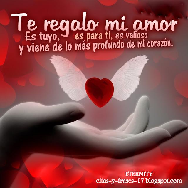 corazones, frases de amor, pensamientos y amor