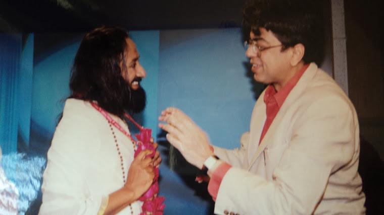 Shri Shri  Ravi Shankar & The Art of Living