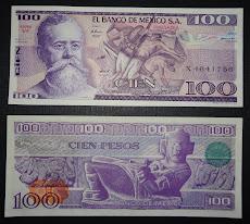 Mexico 1982 - Cien Pesos