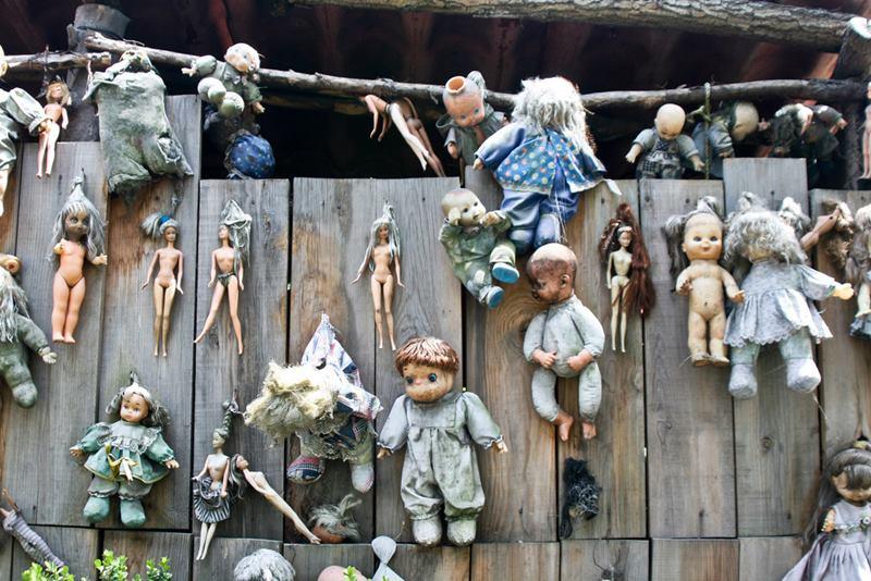 dolls island of mexico