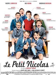 El pequeño Nicolás (Le petit Nicolas) (2009) Español Latino