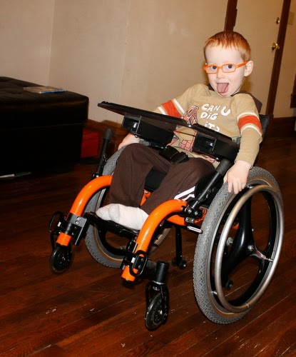 Toys For Spina Bifida : Mason s spina bifida journal wheelies picking up toys
