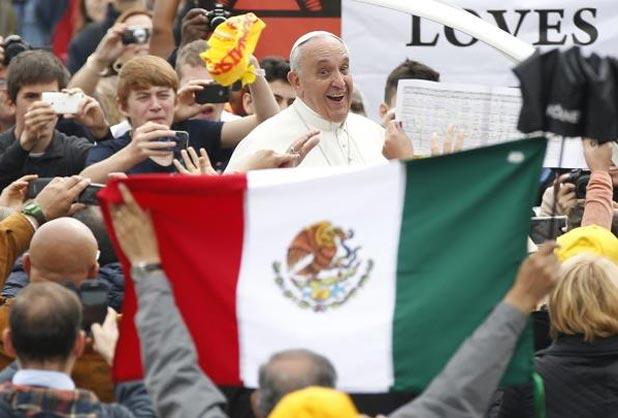 Competencia musical por el papa Francisco