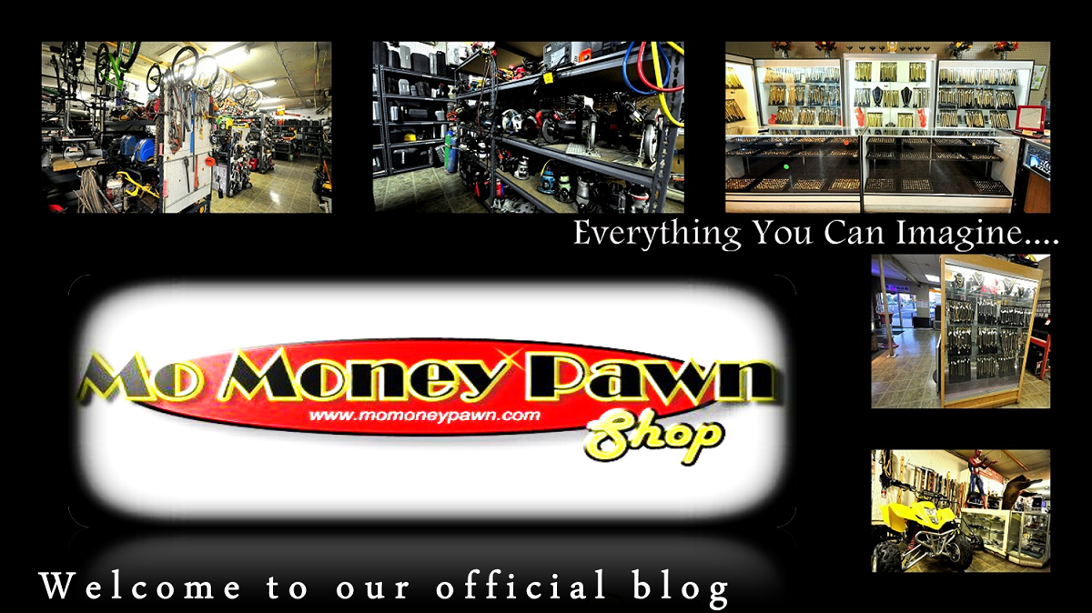 The World Famous Mo-Money Pawn Shop