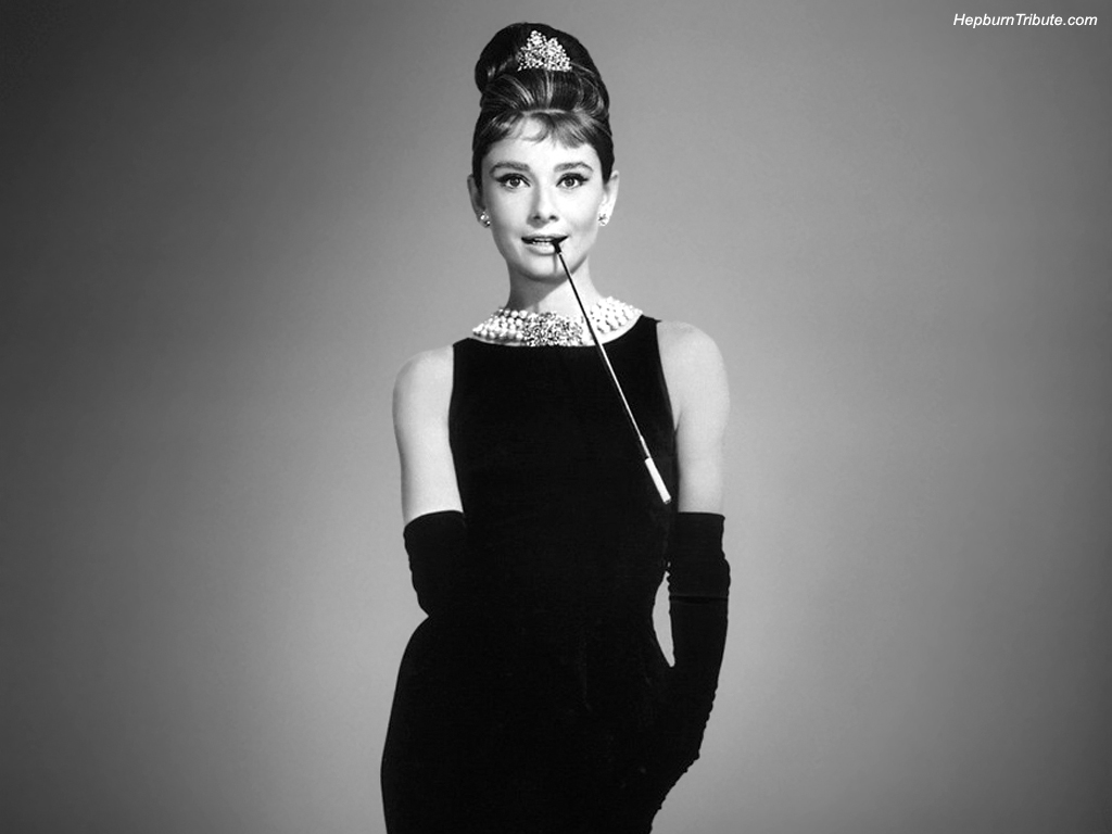 Rachael Beauty Hair Stylist Film Fashion Icon Audrey Hepburn