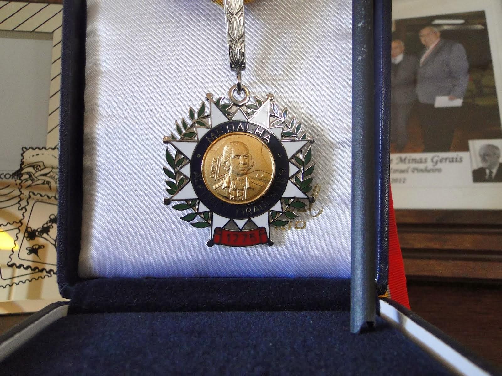 Medalha Alferes Tiradentes