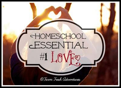 homeschooling essential love