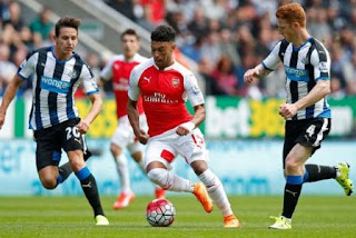 Newcastle United vs Arsenal 0-1