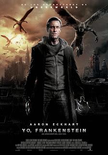 Yo, Frankenstein