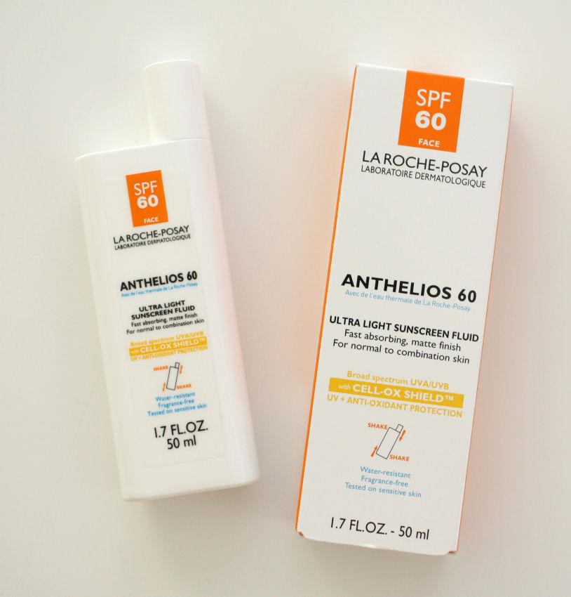 beauty la roche posay anthelios 60 ultra light sunscreen fluid. Black Bedroom Furniture Sets. Home Design Ideas