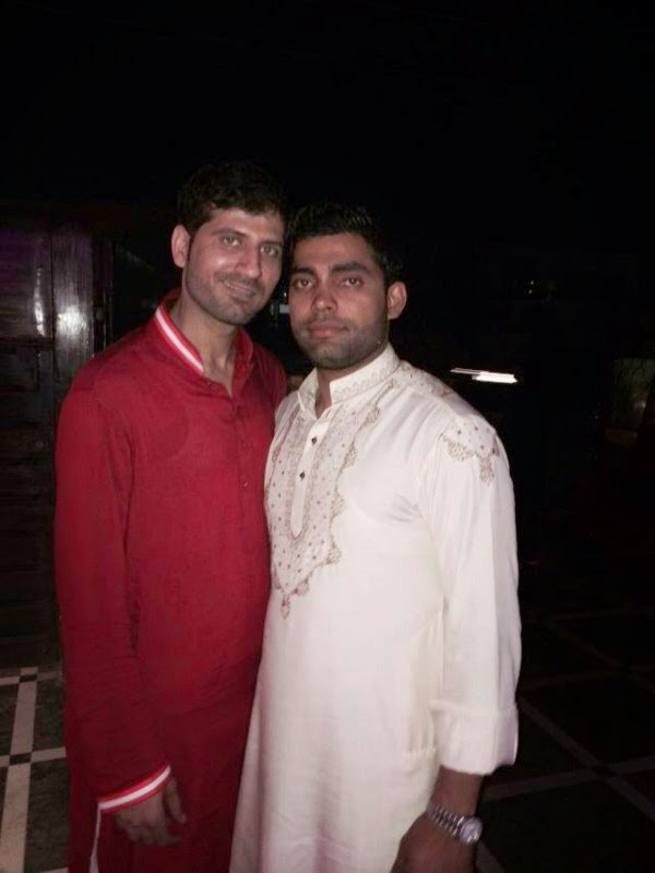 sports highlights umer akmal wedding with noor amna hd photo