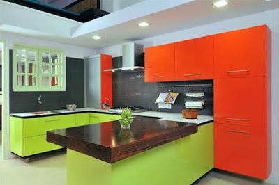 Latest Modular Kitchen Designes