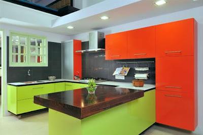 Latest Modular Kitchen Designes