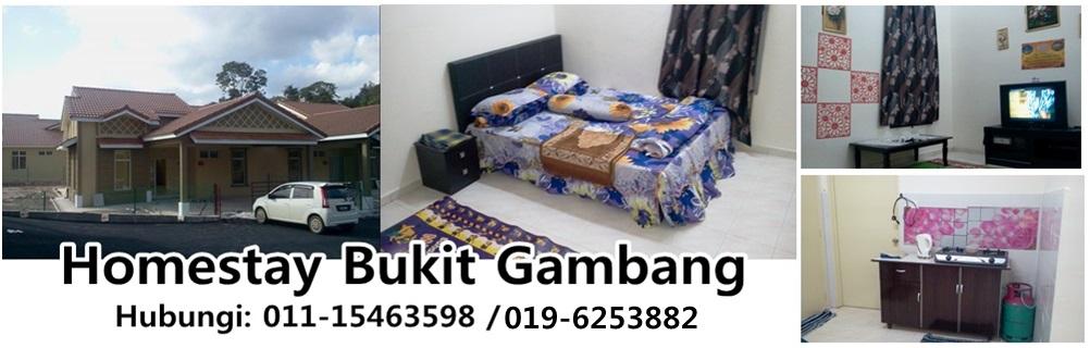 Homestay Bukit Gambang Waterpark