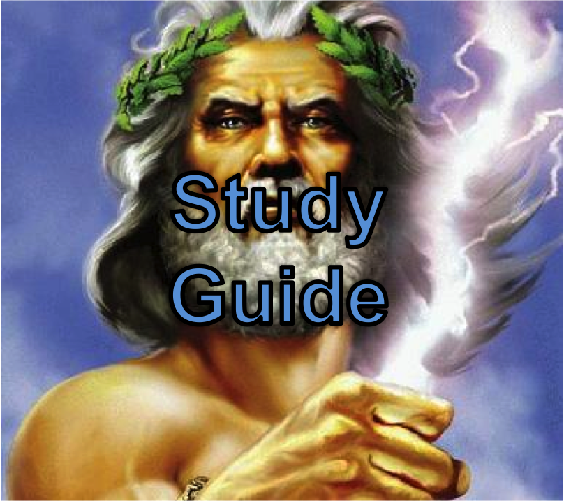 Ancient Greece Study Guide (Test: Friday, March 7th)