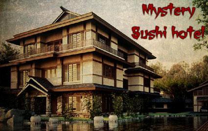 Mystery Sushi Hotel