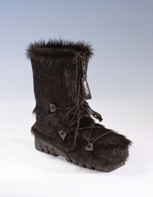 Nakiuk Fur Boots The best footwear to beat the cold!!