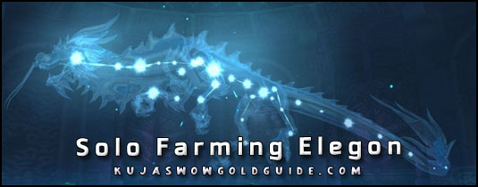 solo farming elegon mount