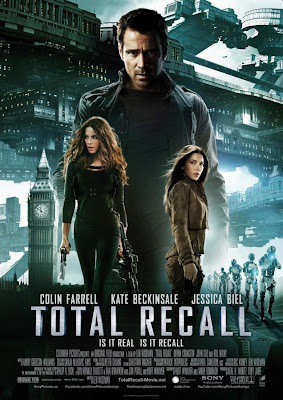 Total Recall คนทะลุโลก HD 2012