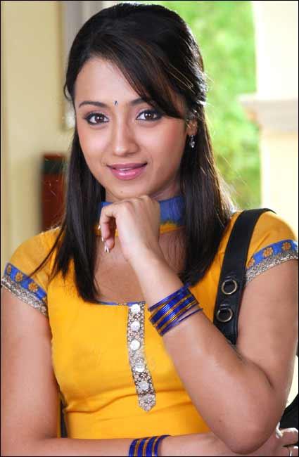 Trisha - Actress Wallpapers