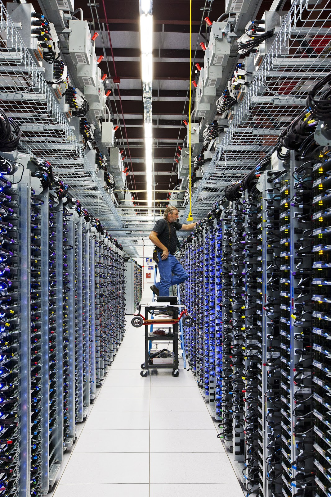 Industrial Architecture Google Data Centers Buildings Most Beautiful Houses In The World