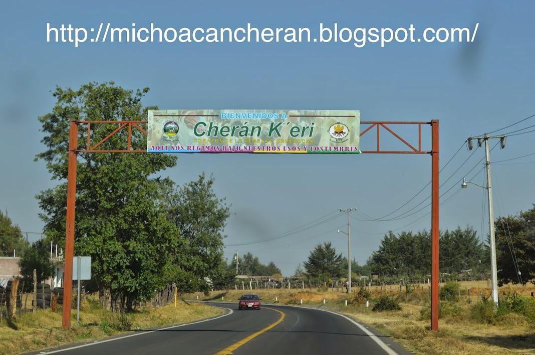 CHERAN      MICHOACAN