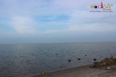 Silent Bay of Bengal  near Dhanushkodi