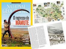 Colaboração fotográfica na National Geographic-Magazine Portugal