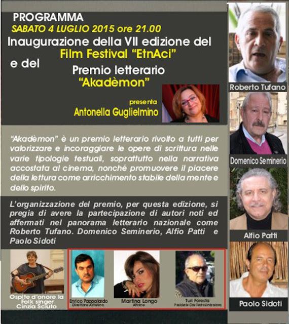 EtnAci Film Festival Aci Sant'Antonio
