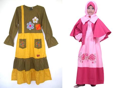 baju muslim anak perempuan murah