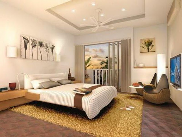 Large Bedroom Design Ideas