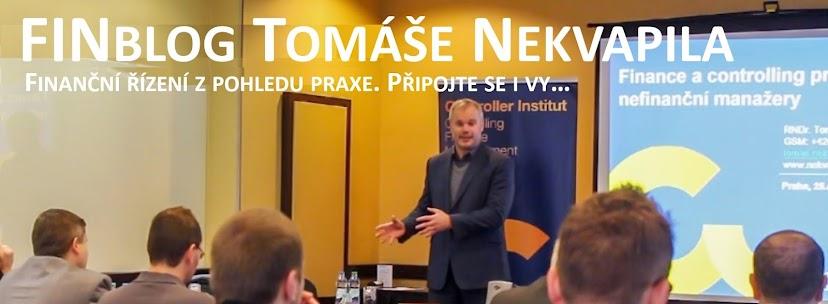 FINblog Tomáše Nekvapila