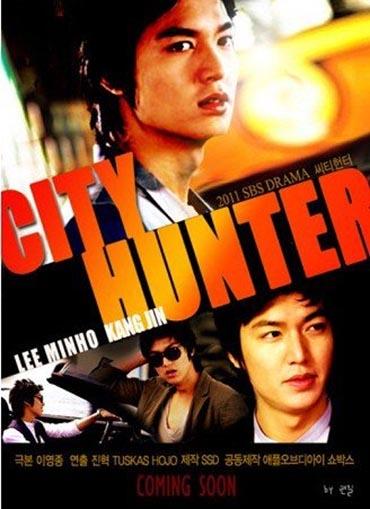 xem phim City Hunter