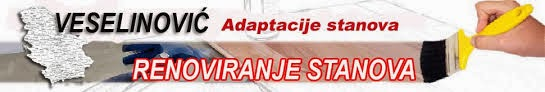 Adaptacija stanova, Adaptacija stana, Molerski radovi, Spusteni plafoni, Sigurnosna vrata, Beograd